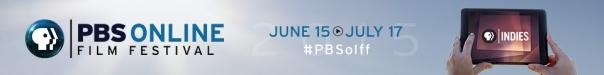 PBS Online Film Festival logo