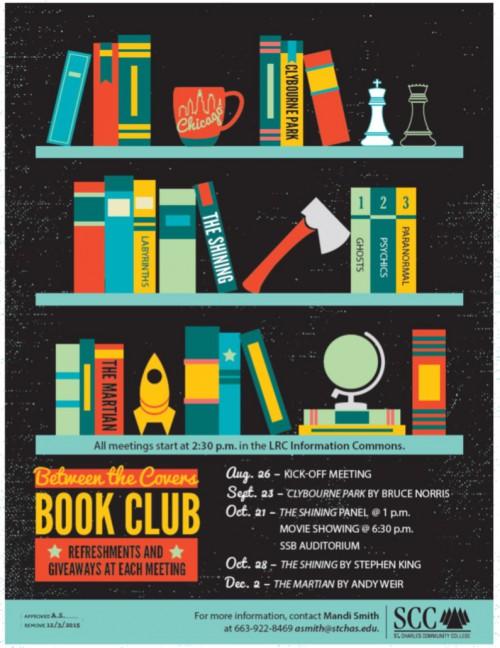 Fall 2015 Book Club